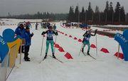 Чемпионат Украины. Анна Кривонос выиграла гонку преследования