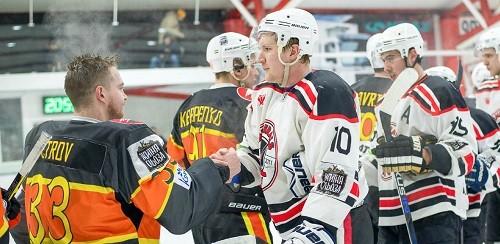 Кременчук одержал победу в первом матче плей-офф