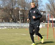 Андрей ПИЛЯВСКИЙ: «Заря – моя родная команда, я здесь всех знаю»