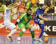 Кубок Испании: хет-трик Рикардиньо выводит Мовистар Интер в полуфинал