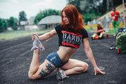 Crossfit Banda представляет фоторепортаж: Crossfit Girls