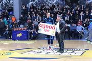 Александр Мишула выиграл конкурс мастерства на Матче звезд Суперлиги