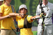 Вероника Марченко – чемпионка Европы по стрельбе из лука