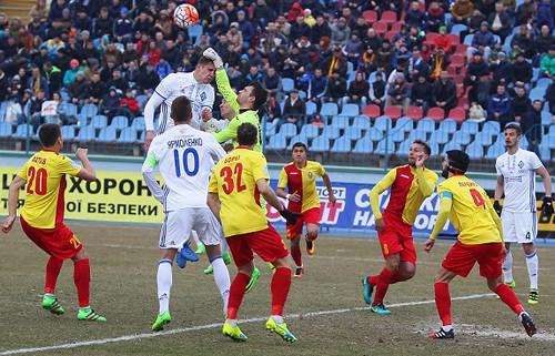 Штрафные как приговор: Динамо вчистую проиграло в Кропивницком