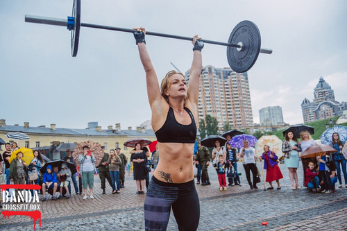 Онлайн трансляція CrossFit Games. Open Workout 17.3