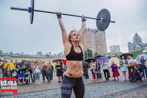 Онлайн трансляция CrossFit Games. Open Workout 17.3