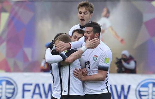 Милевский отдал голевую передачу в матче против Тюмени