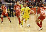 После победы в Кубке Испании Мовистар Интер порвал Сантьяго Футзал