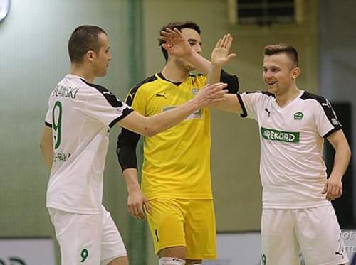 Блестящая неделя Рекорда: 21 мяч в Кубке Польши и чемпионате