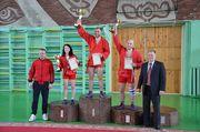 В Луцке завершился Кубок Украины по самбо