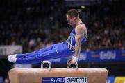 Олег Верняев одержал победу на этапе Кубка мира в Штутгарте