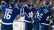 НХЛ. Торонто и Эдмонтон продолжают борьбу за плей-офф