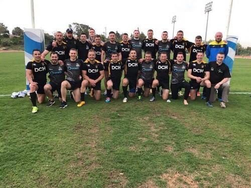 Команда Ярославского обыграла сборную Израиля