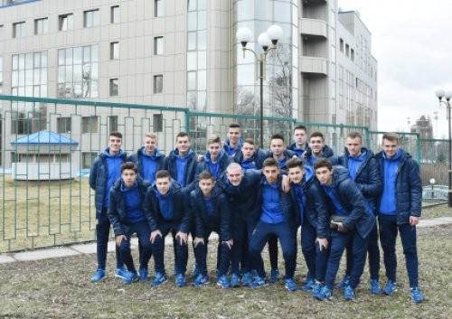 Сборная Украины U-17: На пути к элит-раунду