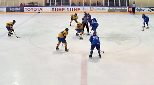 Українські юніори відкрили чемпіонат світу перемогою над італійцями