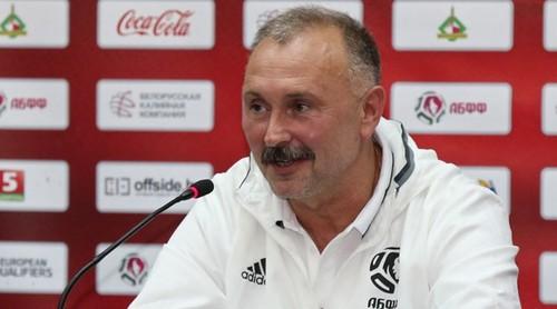 Назначен новый главный тренер сборной Беларуси