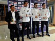 Генрих Мхитарян - лучший футболист Армении-2016