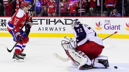 НХЛ. Вашингтон обыграл Коламбус, Чикаго - Даллас. Матчи четверга