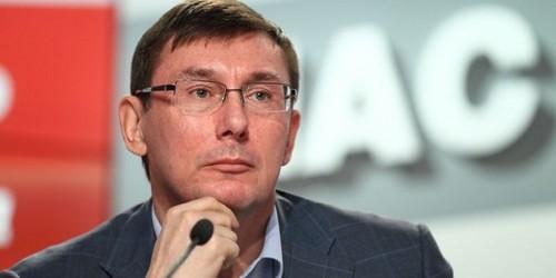 Юрій ЛУЦЕНКО: «Під час Євро-2012 крали з розмахом»