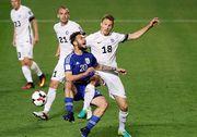 Группа H. Босния разнесла Гибралтар, Бельгия вырвала ничью у Греции