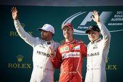 Себастьян Феттель выиграл Гран-при Австралии