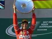 Гран При Австралии: победа Феттеля