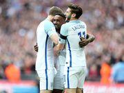 Англия — Литва — 2:0. Видеообзор матча