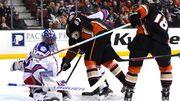 НХЛ. Детройт обыграл Миннесоту, Анахайм - Рейнджерс. Матчи воскресенья