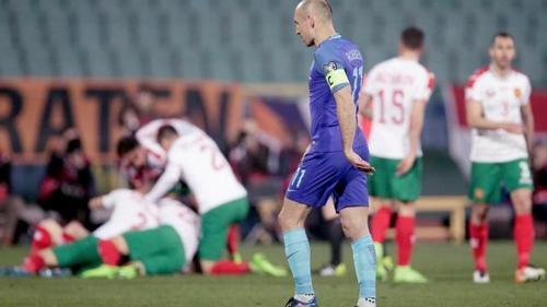 Группа A. Болгария всухую обыграла Нидерланды, Швеция разбила Беларусь
