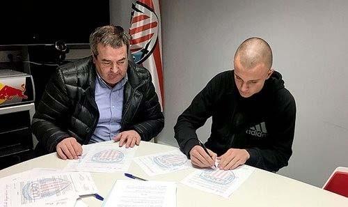 Василий Кравец впервые попал в заявку Луго на матч чемпионата