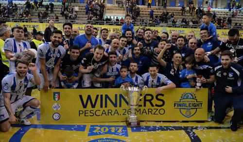 Судьбу Кубка Италии в пользу Пескары решила серия пенальти