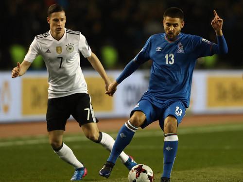 Азербайджан — Германия — 1:4. Видеообзор матча