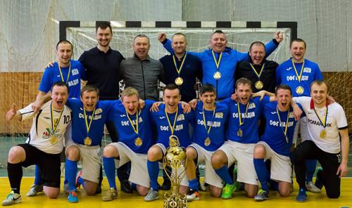 Надія з Хоріва виграла Всеукраїнський фінал чемпіоната АФЛУ