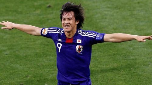 Форвард Лестера забил 50-й гол за сборную Японии