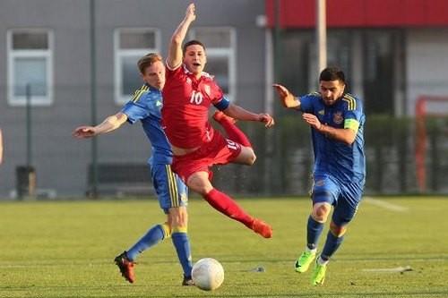 Збірна України U-21 зіграла внічию з Сербієй