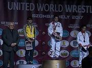 Украинки завоевали две медали на ЧЕ по вольной борьбе