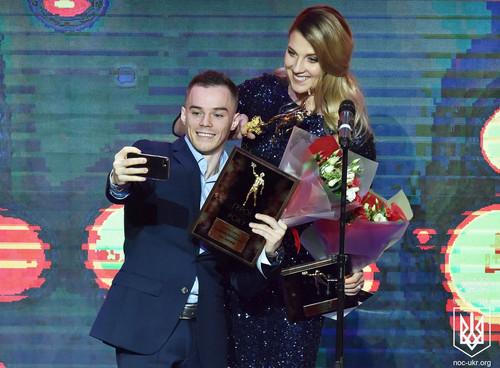 Верняєв і Харлан – володарі «Спортивного Оскару» України