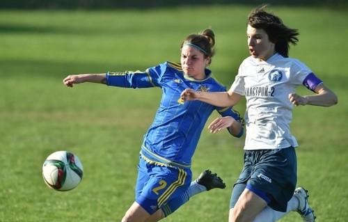 Жилстрой-2 разгромил женскую сборную Украины U-19