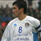 Лучший футболист в Казахстане – Смаков