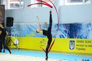 В Киеве стартовал чемпионат Украины в групповых упражнениях