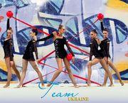 ВИДЕО ДНЯ. Гала-выступление украинских гимнасток на чемпионате Украины