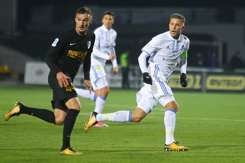 Динамо в овертайме обыграло Александрию и вышло в четвертьфинал Кубка