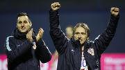 Хорватия — Греция — 4:1. Видеообзор матча