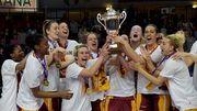 Галатасарай выиграл женский Еврокубок
