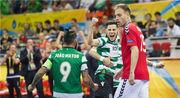 Кубок УЕФА: Спортинг легко разобрался с Рабой ЭТО и вышел в финал