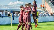 Ман Сити U19 — Барселона U19 - 4:5. Видео голов и обзор матча