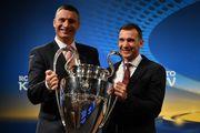 Кубок чемпионов появился на Крещатике