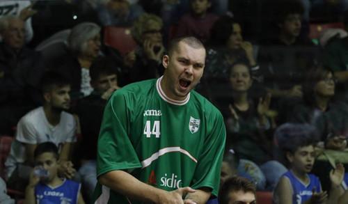 Фесенко - среди претендентов на звание лучшего центрового Кубка Европы