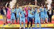 Кубок УЕФА: Мовистар Интер подтвердил, что он лучший клуб Европы