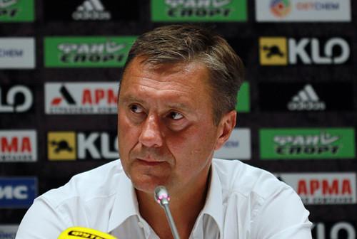 Александр ХАЦКЕВИЧ: «Настрой один: нам нужно побеждать в каждом матче»